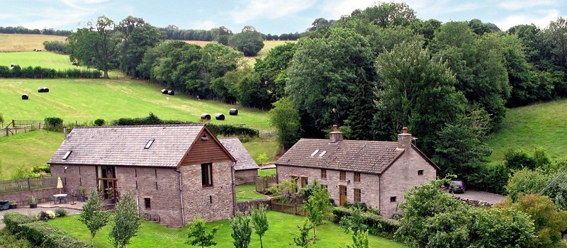 family friendly cottage in herefordshire