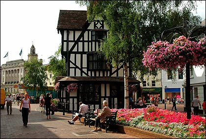 hereford town