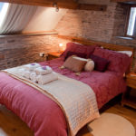 Gallery bed with ensuite
