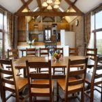 Celebrate in a Holiday barn Herefordshire