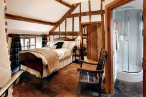 Herefordshire holiday cottage