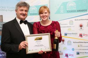 Self catering award winner